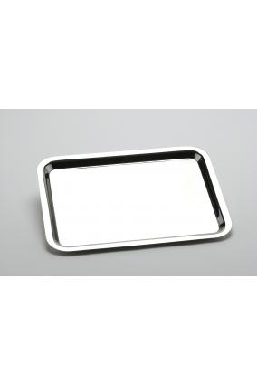 """Plain"" rectangular tray"
